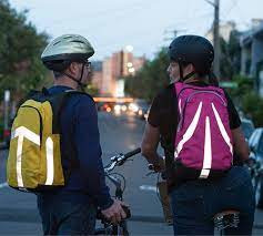 backpack reflective strips